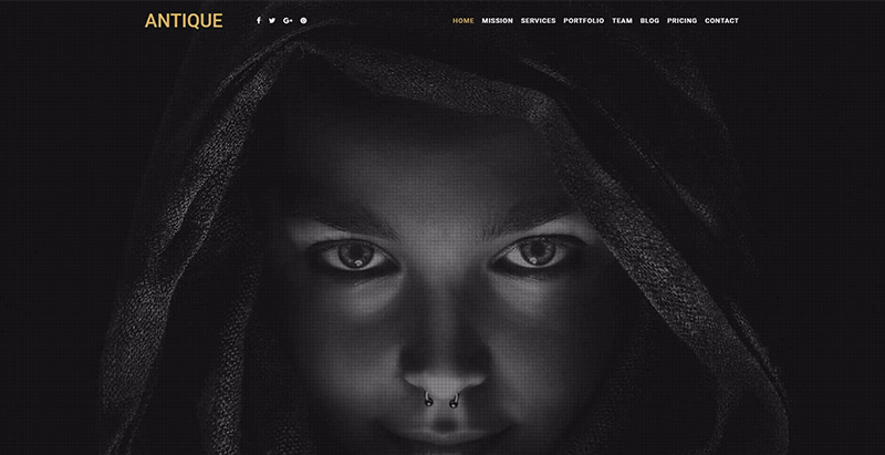 antique themes wordpress creer site web agence pme