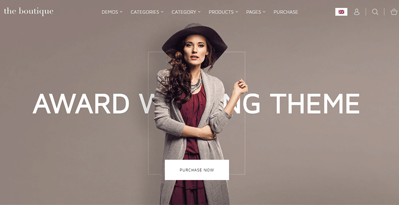 Floris Lingerie Store Theme Wordpress