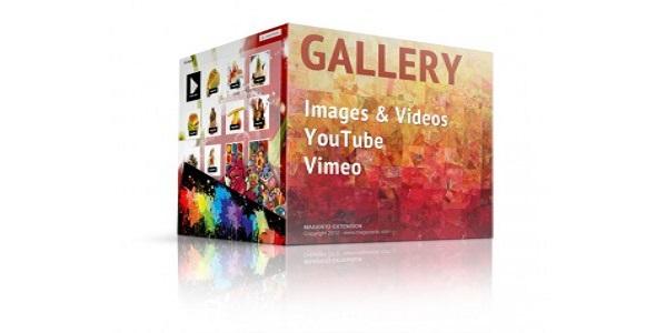Gallery 3d box plugin magento pour galerie