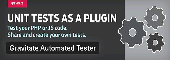 Grativate autotester plugin wordpress