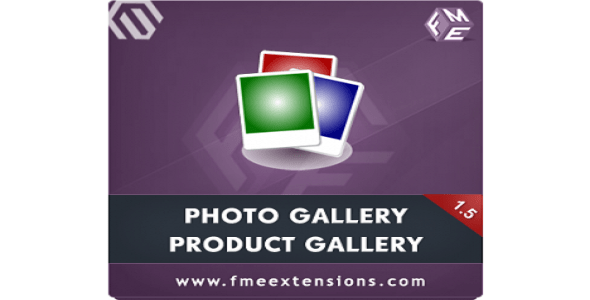 Photo gallery product gallery plugin magento pour galerie