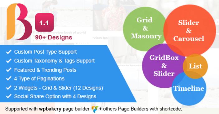 Blog Designer Pack Pro
