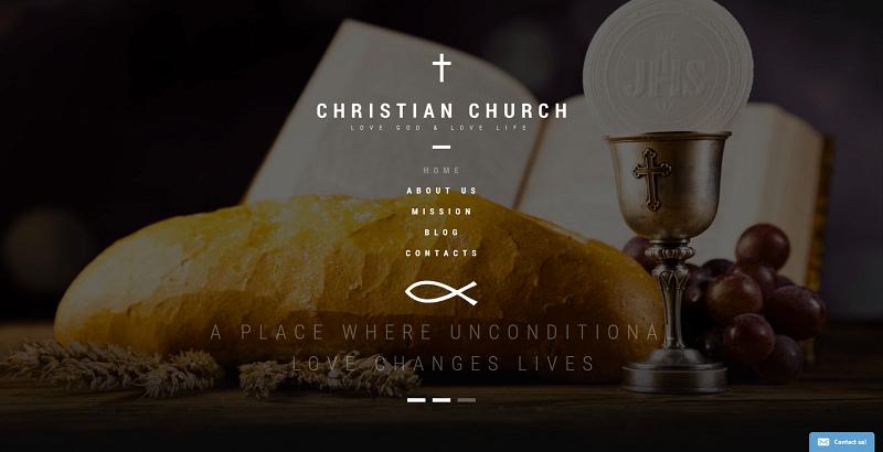 Christian church 3