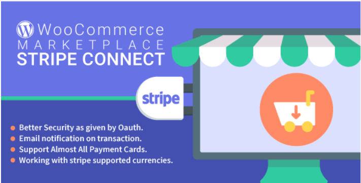 Multi vendor stripe plugin for woocommerce