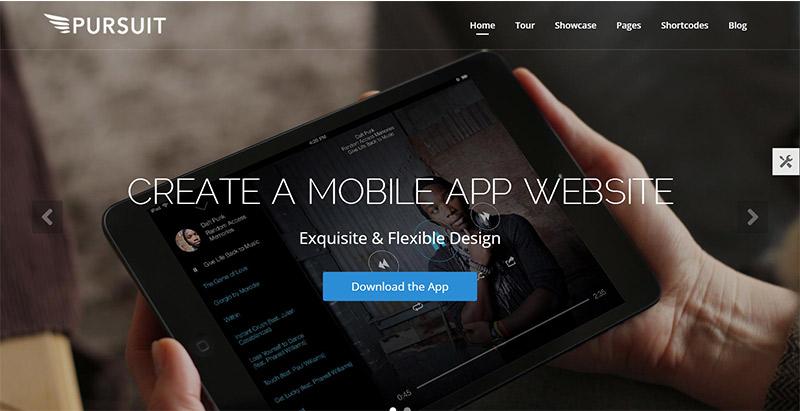 Temas de WordPress para crear un sitio de inicio de la Tecnología ...