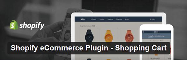 Plug-in de comércio eletrônico do Shopify