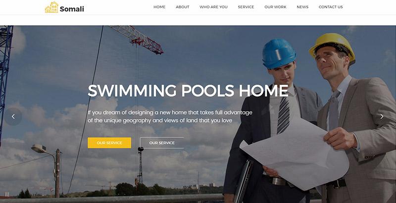 10 temas de WordPress para el sitio web de negocios actualización ...