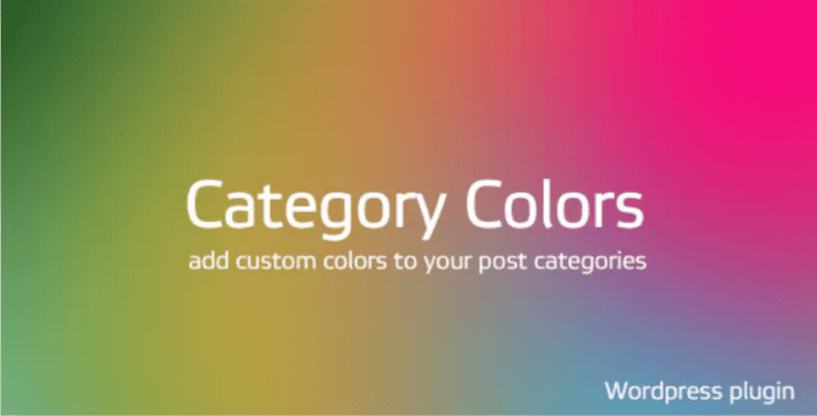 Category colors