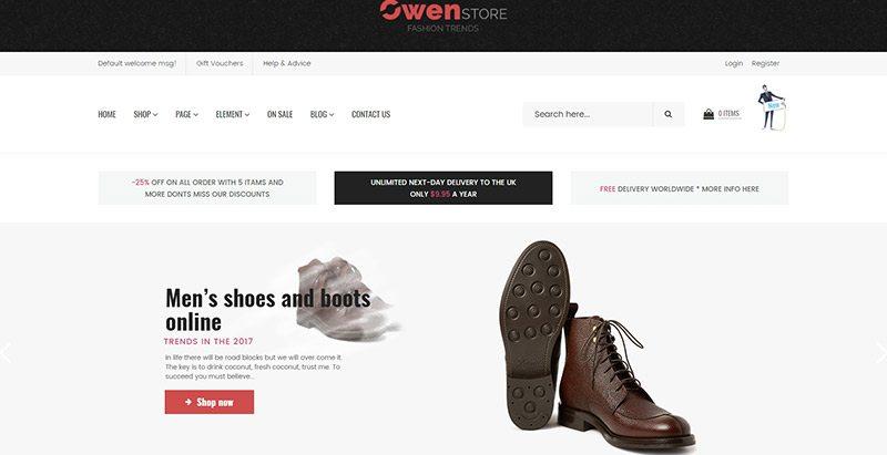 10 Temas de WordPress para crear un sitio de comercio electrónico ...
