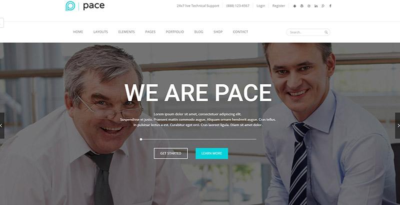 10 th mes wordpress pour cr er un site web d 39 entreprise for Entreprise facile a creer
