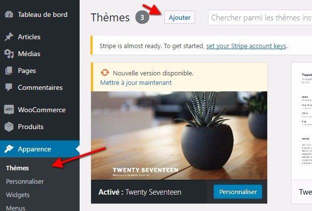 Cómo instalar un tema de WordPress niño | BlogPasCher