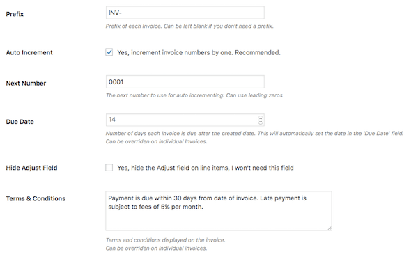 So erstellen und verwalten Sie Ihre Rechnungen direkt in WordPress ...
