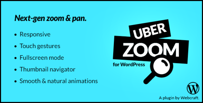 Uber zoom plugin wordpress pour zoom