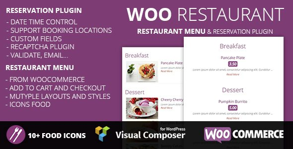 booking de restaurantes