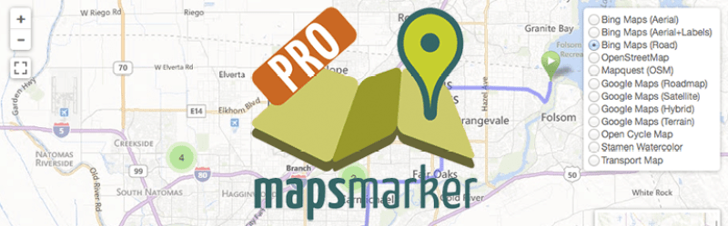 Mapsmarkerpro wordpress plugin