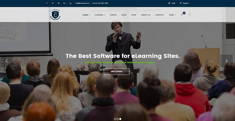 10 thèmes WordPress pour créer un site Web académique