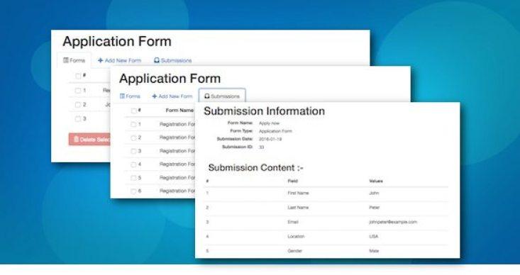 Fcp form builder plugin wordpress pour formulaires