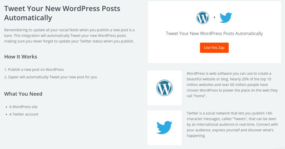 Tweeter de nouveaux articles automatiquement