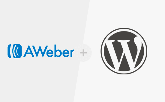 Integration de aweber sur wordpress