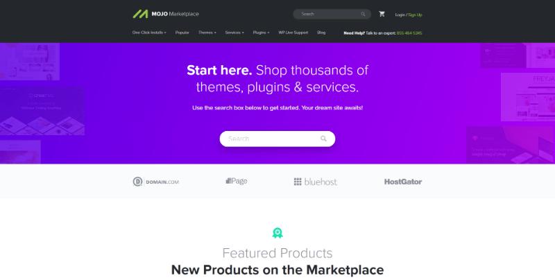 Mojo marketplace blogpascher