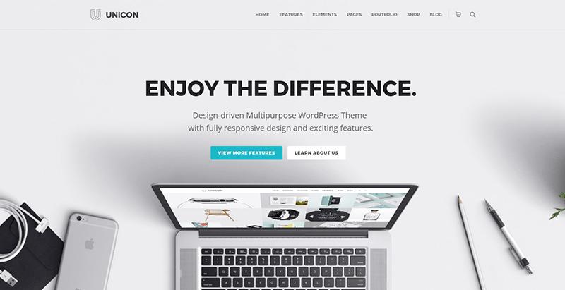 Temas de WordPress para el sitio web de negocios digitales | BlogPasCher