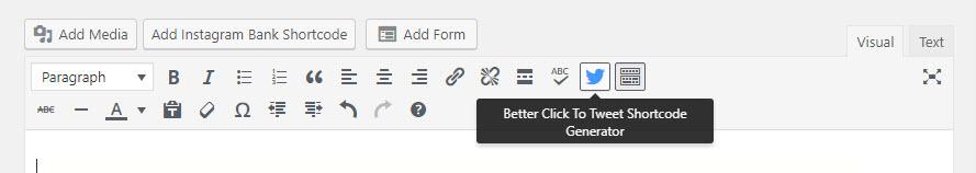 Ajouter un bouton tweetable sur wordpress
