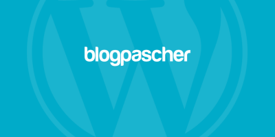 Výukový program pro téma Wordpress Blogpascher Pro
