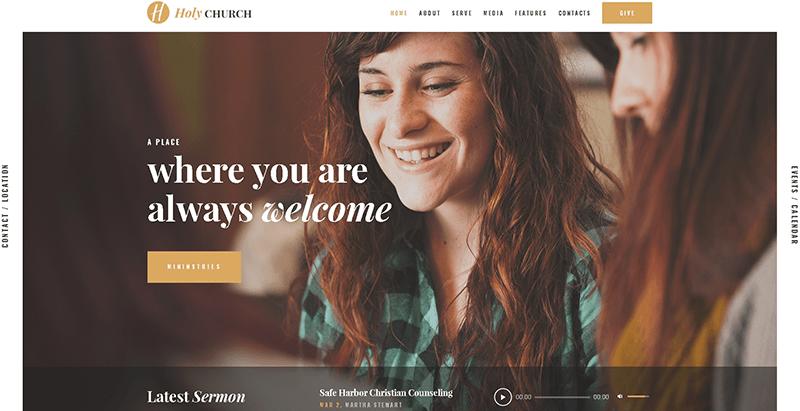 10 Temas de WordPress para crear un sitio web para una comunidad ...