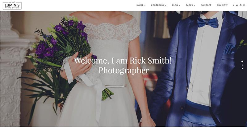 Tema Matrimonio Wordpress : Temas de wordpress para crear un sitio web bodas