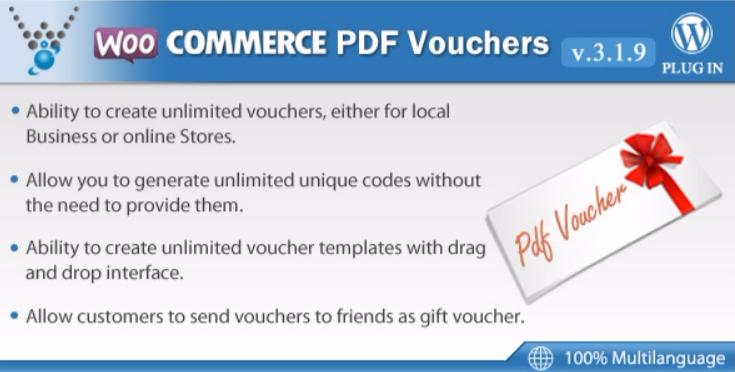 Woocommerce pdf vouchers 1
