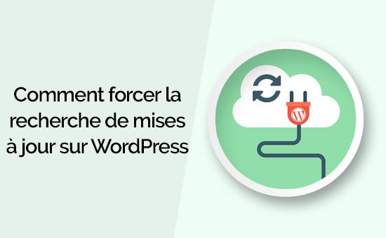 WordPress.png güncellemelerini aramaya zorlama