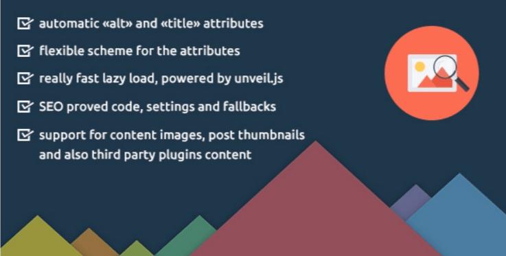 optimiser le référencement de votre site web - Seo friendly images