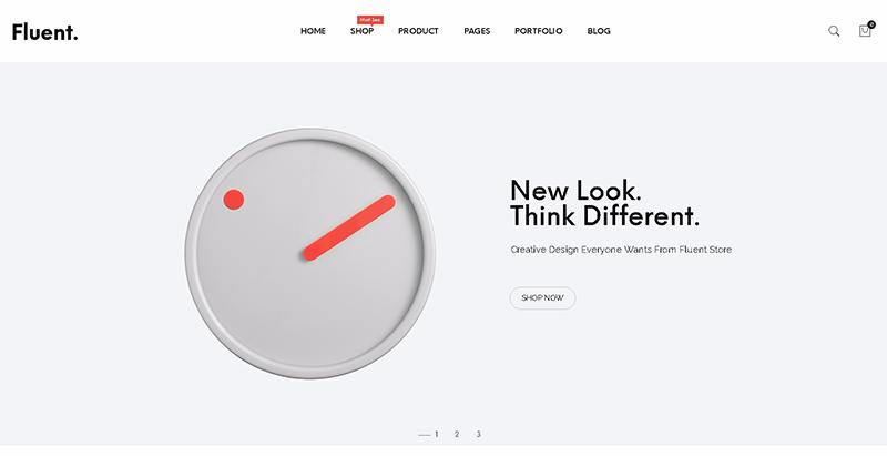 Jms fluent themes wordpress vendre produits internet boutique en ligne