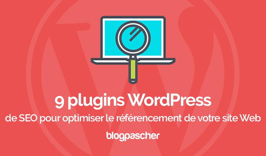 9 Plugins WordPress De SEO Pour Optimiser Le Référencement De Votre Site Web