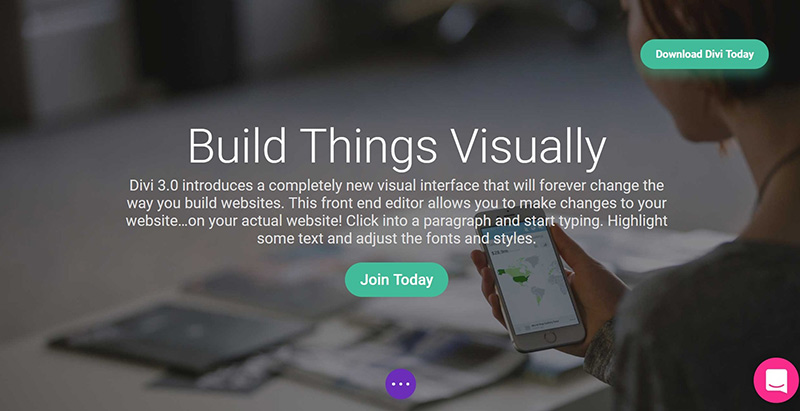 Divi themes wordpress creer site internet pme entreprise startup