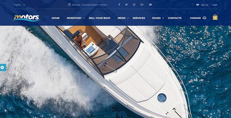 Motors demo4 location vente bateaux