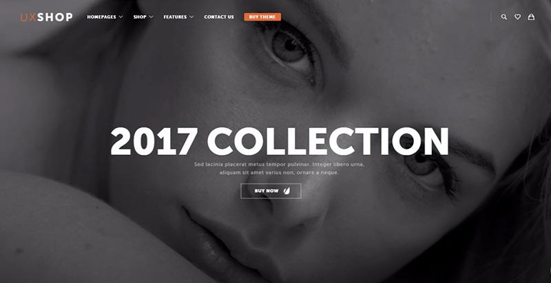 Ux shop themes wordpress creer boutique en ligne ecommerce