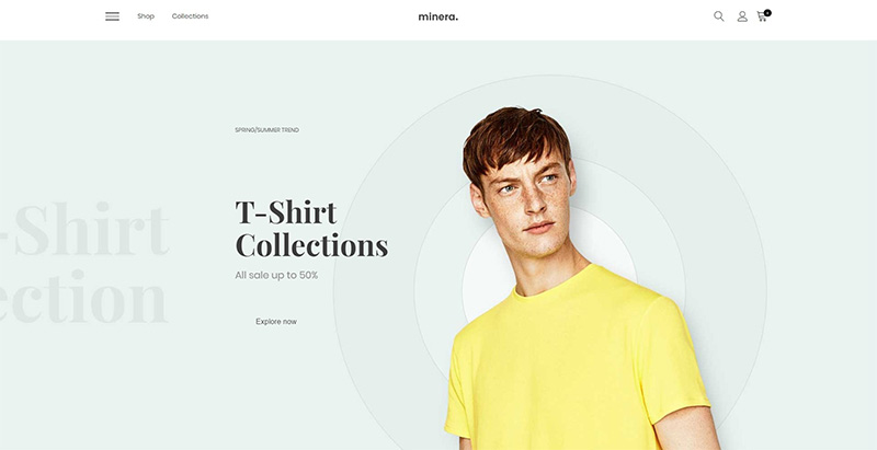 Minera themes woocommerce creer site ecommerce wordpress boutique en ligne