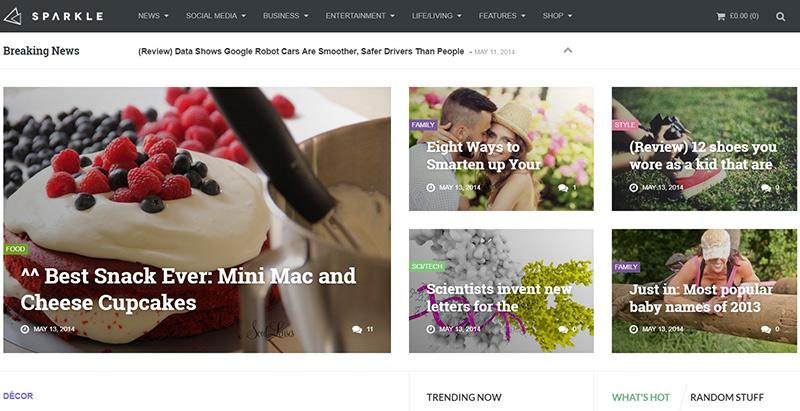 Sparkle themes wordpress creer site internet communautaire forum bbpress