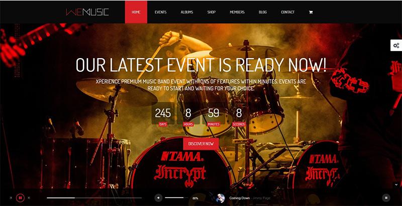 web stranica za očekivanja