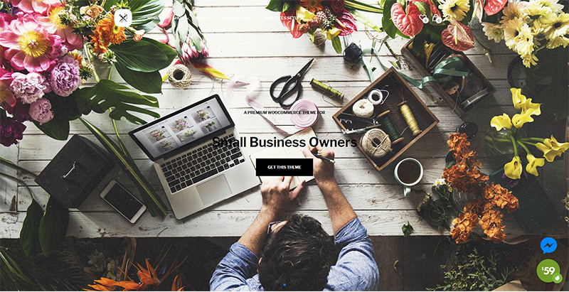 Mr.tailor themes wordpress creer boutique ligne site web