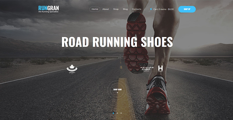 Rungran themes wordpress creer boutique ligne site web ecommerce