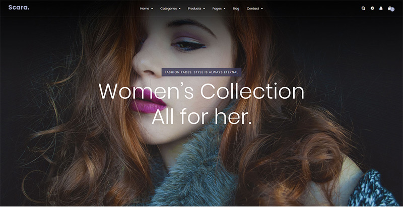 Scara themes wordpress creer site web e commerce boutique en ligne store