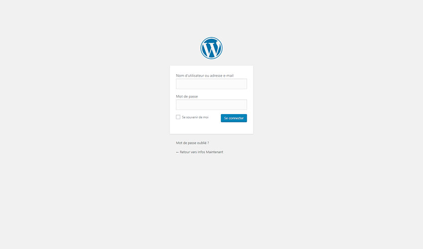 Jak stworzyć login do blogu Wordpress
