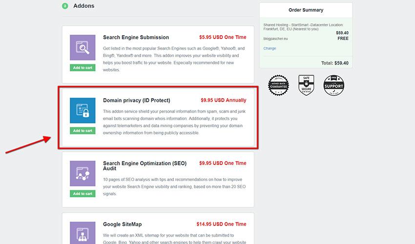 Как создать блог на WordPress с частным доменом