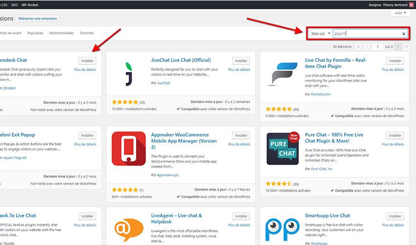 So erstellen Sie ein WordPress-Blog Installieren Sie das WordPress-Plugin