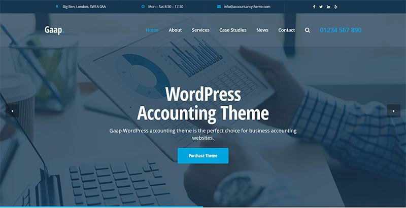 Temas de WordPress para crear un sitio web | BlogPasCher