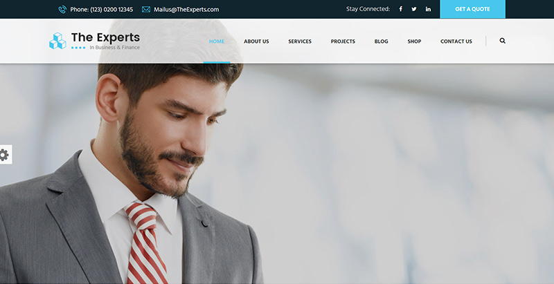 Os especialistas temas wordpress creer site internet coaching coaching