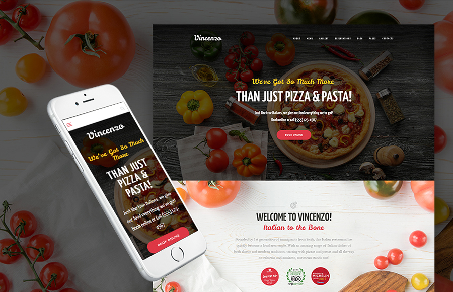 Vincenzo - Restoran Pizza Kaya Unggul
