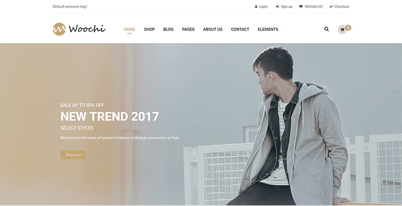 Woochi themes wordpress woocommerce creer site web e commerce